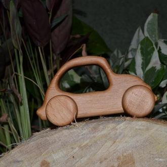 "Машинка ""Ретро"" из дерева"