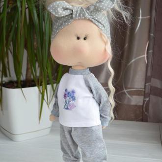 Кукла текстильная интерьерная