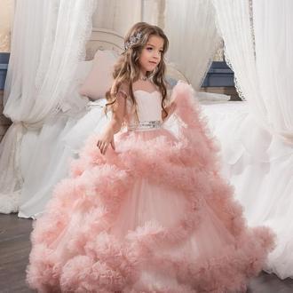 Детские Шикарные Пышные Платья  для Ваших Маленьких Принцесс!