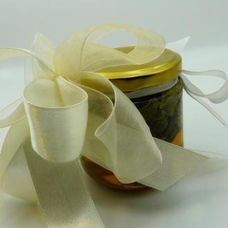 Медовый комплимент Белый (баночка меда), 250 грамм