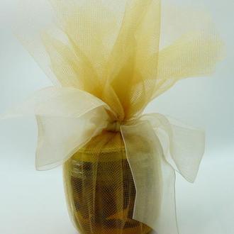 Медовый комплимент Золото (баночка меда), 250 грамм
