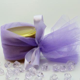 Медовый комплимент Фиолетовый (баночка меда), 140 грамм