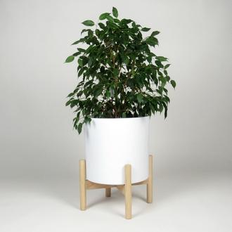 Підставка для рослин з заниженою основою, для кашпо діаметром 27 см / 32 см