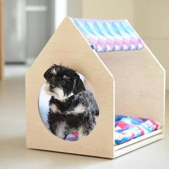 """Дизайнерский домик для домашних животных """"FLY HOUSE"""""""