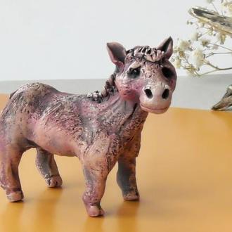 Статуэтка лошадка сувенир лошадь