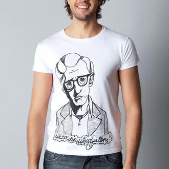 Мужская футболка NIKTO NE WOODYALLEN