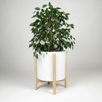 Подставка для растений с вытянутыми ножками, для кашпо диаметром 27 см / 32 см