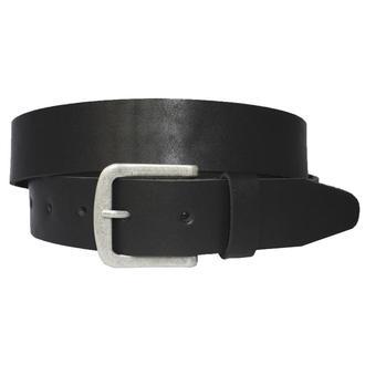 Marko черный кожаный мужской ремень кожанный пояс для джинсов пасок ремінь