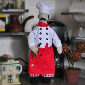 Повар - незаменимый помощник на кухне