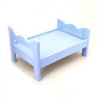"""Кровать игрушечная """"Ариэль"""" ирис"""
