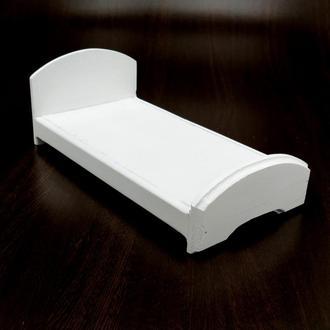 Кровать для кукол Аврора зефир