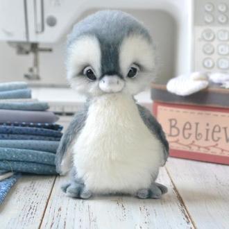 Пингвиненок с рюкзачком