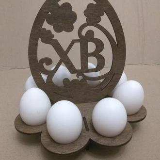 Подставка для яиц Пасхальная