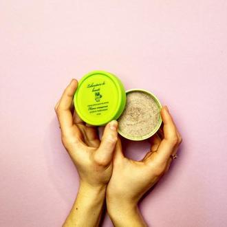 """Скраб-крем для обличчя """"Ніжне очищення"""" для всіх типів шкіри"""