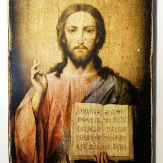 Икона православная. Современная копия антикварной иконы.