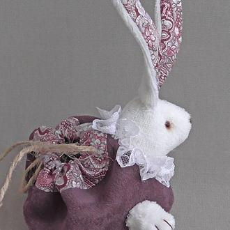 Кролик-мешочек для конфет и сувениров