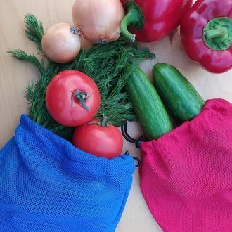 Экомешочек для овощей и фруктов