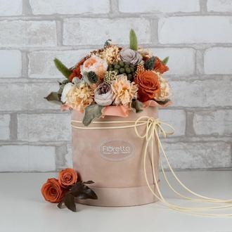 """""""Удивительное рядом"""" - живые цветы, неувядающие более 3 лет"""