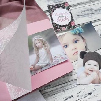 Фотоальбом для мами і донечки