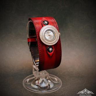Наручные Часы Aitems, кожаный браслет
