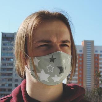 маска для лица, маска для рта