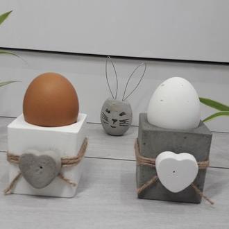 Подставка для яиц бетон