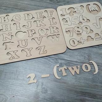 Алфавит,  азбука,  цифры
