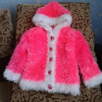 Курточка-шубка