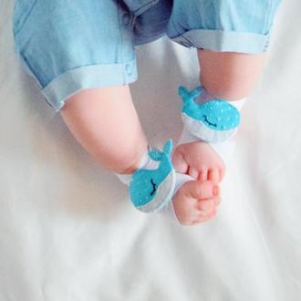 Сандали для фотосессий новорожденных