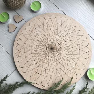 Дерев'яна головоломка-пазли «Ілюзія»