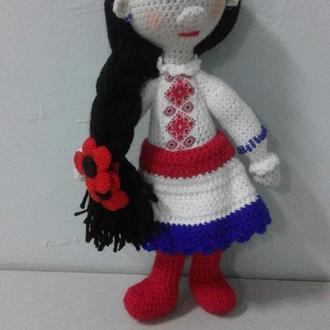 Кукла в национальном стиле