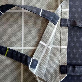 Сумка торба для покупок. Экосумка. Хозяйственная сумка.