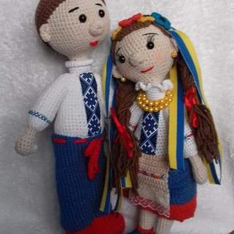 Куклы в национальном стиле