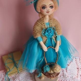 Кукла текстильная Марина