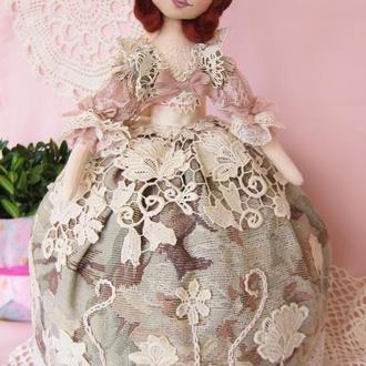 Кукла-грелка  Анжелина