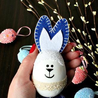 Пасхальный декор/ Пасхальный кролик/ Пасхальное яйцо/ Подарок на Пасху