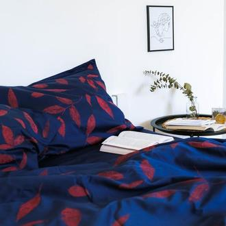 Постельное бельё Floral print (Евро)