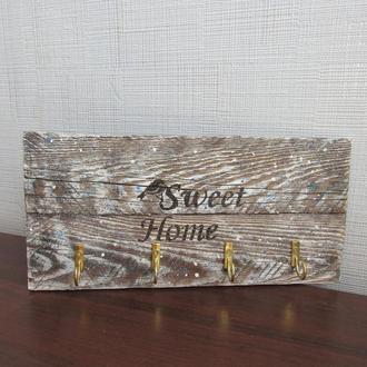 """Ключница настенная""""Sweet Home"""""""