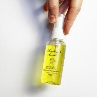 Суха олійка для волосся для всіх типів волосся
