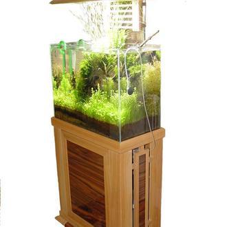 Авторская мебель под аквариум.