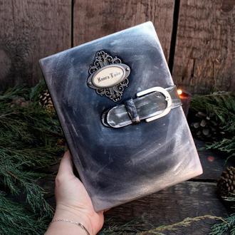 Книга тайн ( Блокнот ручной работы)
