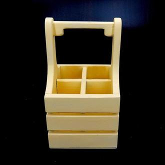 """Подставка для столовых приборов """"Пайлаф""""лимонад"""