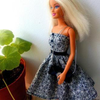 Плаття для Барбі літній