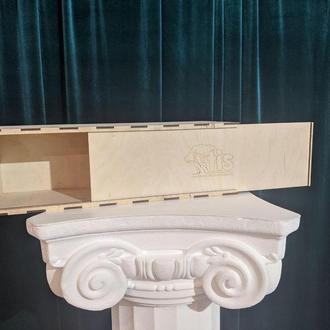 Коробка из фанеры универсальная