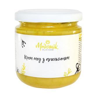 Крем-мёд с апельсином 250гр
