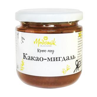 Крем-мёд какао-миндаль 250гр