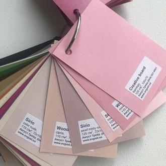 Изготовление конвертов из дизайнерской бумаги (Август Трейд)