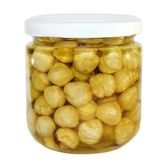 Мёд с фундуком 220гр
