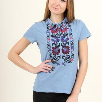 Вишиванка- футболка