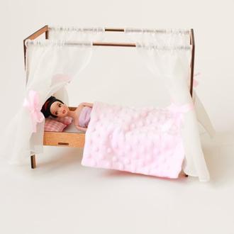 Кровать будуар для Барби